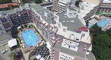 ADMIRAL PLAZA Hotel (8 denní pobyty) vlastní dopravou s polopenzí