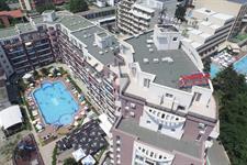 ADMIRAL PLAZA Hotel (11 a 12 denní pobyty) vlastní dopravou se snídaní