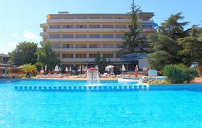 PRIMA Hotel Continental (8 denní pobyty) autobusem s polopenzí