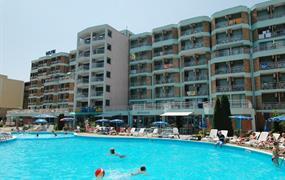 Hotel Delfin (8 denní pobyty) autobusem s polopenzí