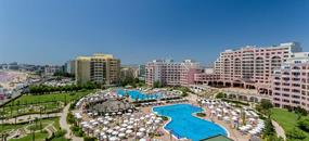 DIT Majestic Beach Resort (8 denní pobyty) vlastní dopravou