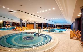 Bük, Greenfield Hotel golf & Spa s neomezeným hotelovým wellness