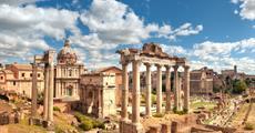 Po stopách starověkého Říma