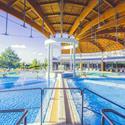 Bükfürdő, Hunguest Hotel Répce v komplexu lázní Buk s wellness