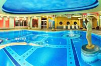Bielsko-Biała, Papuga Park Hotel v orientálním stylu
