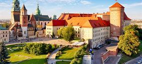 Osvětim, Březinka, solné doly Wieliczka a Krakow se vstupem do Osvětimi
