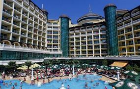 PLANETA Hotel & Aquapark (8 denní pobyty vlastní dopravou)