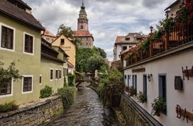 Jednodenní výlet: Český Krumlov, Lipno - poznávání, relax, příroda