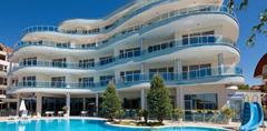 Hotel Blue Bay (8 denní pobyty) vlastní dopravou s polopenzí