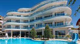 Hotel Blue Bay (11 denní pobyty) vlastní dopravou se snídaní