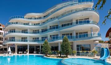 Hotel Blue Bay (11 denní pobyty) vlastní dopravou s polopenzí