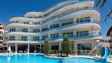 Hotel Blue Bay (12 denní pobyty) vlastní dopravou s polopenzí