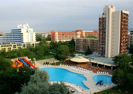 Hotel ISKAR (8 denní pobyty) vlastní dopravou