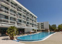 Hotel Zefir (8 denní pobyty) s vlastní dopravou s polopenzí