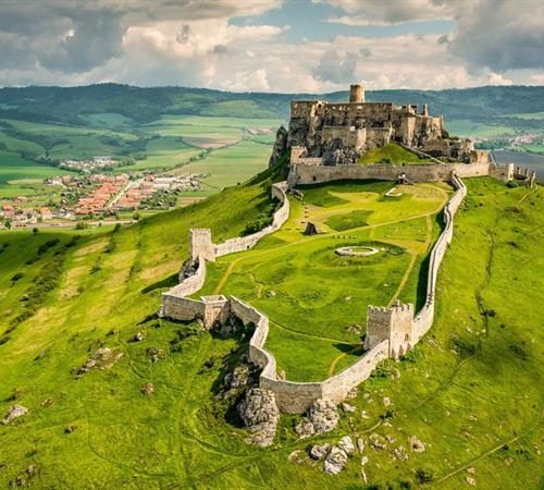 Po stopách středověku a přírodních krás Slovenského ráje