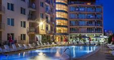 Hotel Black Sea Art (8 denní pobyty) vlastní dopravou s all inclusive