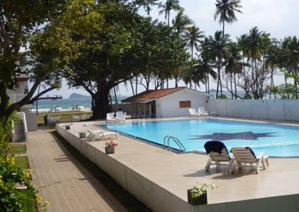 Resort - Pigeon Island Beach Resort