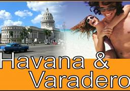 HAVANA / VARADERO (COPACABANA /  STARFISH VARADERO (AGUAS AZULES)/ SUNBEACH )