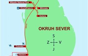 OKRUH SEVER /  KOGGALA (HOTELY - POLOPENZE / KOGGALA BEACH HOTEL - ALL INCLUSIVE)