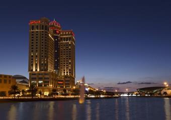 Hotel Sheraton Dubai Mall of The Emirates