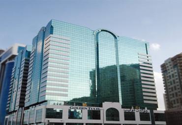 Hotel Golden Tulip Sharjah