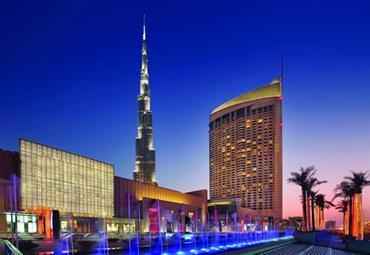 Hotel Address Dubai Mall