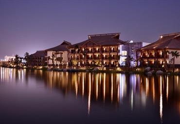 Hotel Lapita Dubai parks & resorts