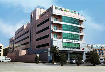 Hotel  Smana Al Raffa