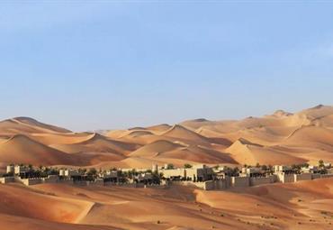 Resort Qasr Al Sarab Desert