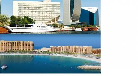 Hotel Sheraton Dubai Creek Hotel & Towers