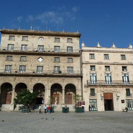 PALACIO DEL MARQUES DE SAN FELIPE Y SANTIAGO DE BEJUCAL *****