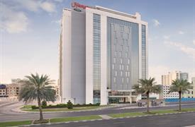 Hampton By Hilton Dubai Airport