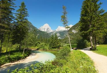 Totes Gebirge - Kalkalpen - s turistikou