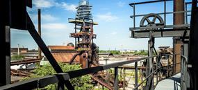 Ostravsko - technické památky (hotel Clarion)