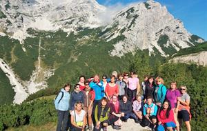 Julské Alpy sever - s turistikou, Triglav (hotel Špik se snídaní)