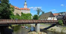 Vltavská cyklistická stezka