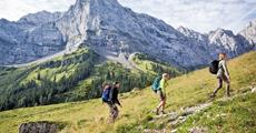 Karwendel - Horský přechod