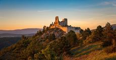 Západní Slovensko - památky Pováží