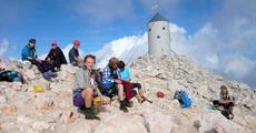 Julské Alpy - turistika kolem Triglavu