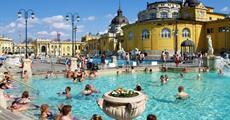 Slovenské a maďarské termály