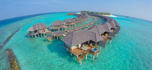 Hotel The Sun Siyam Iru Fushi *****