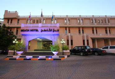 Hotel Beach Sharjah