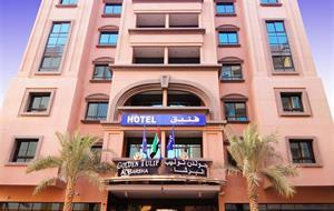 Hotel Golden Tulip Al Barsha