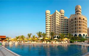 Hotel Al Hamra Village and Golf Resort