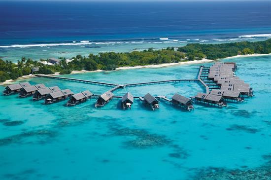 Hotel Shangrila´s Villingili Resort and Spa