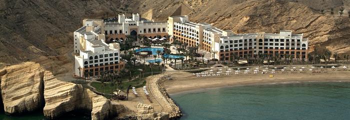 Shangrila Barr Al Jissah Al Waha Resort