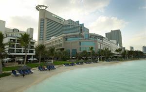 Hotel Beach Rotana