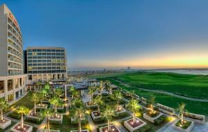 Hotel Crowne Plaza Abu Dhabi Yas Island