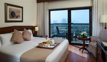 Hotel Majestic City Retreat Hotel (ex. Majestic Hotel Tower Dubai)
