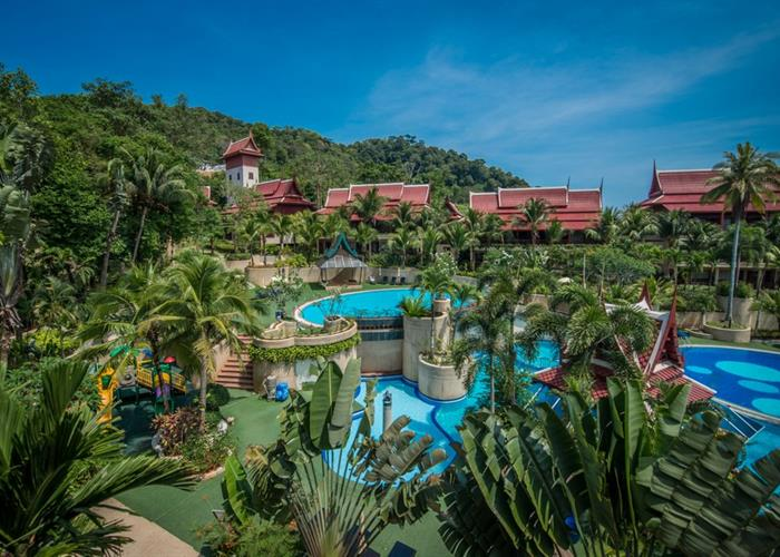 Resort Krabi Thai Village